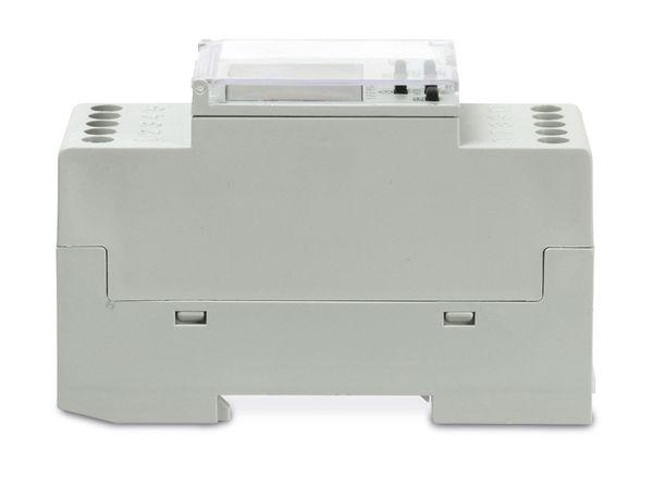 Digitale Zeitschaltuhr PERRY CPU 35wu-LCD, für DIN-Schiene - Produktbild 2