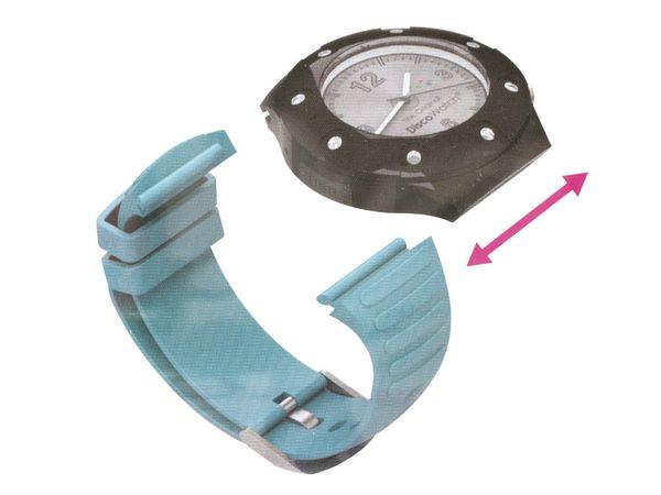 Wechselarmbänder für DISCOWATCH, 4 Stück - Produktbild 3