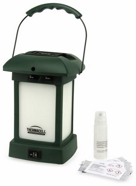 Thermacell MR-9L Insektenschutzgerät mit LED Beleuchtung olivgrün - Produktbild 1