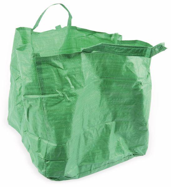Garten-Abfallsack LIFETIME GARDEN 54476, 90 l, grün - Produktbild 1