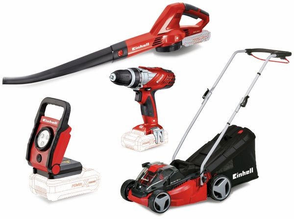 EINHELL Power X-Change Maschinen-Set