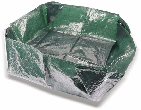 Garten-Arbeitsfolie, 81x81 cm, grün - Produktbild 1