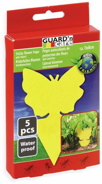 Insektenklebefallen für Blumen, 5 Stück - Produktbild 2