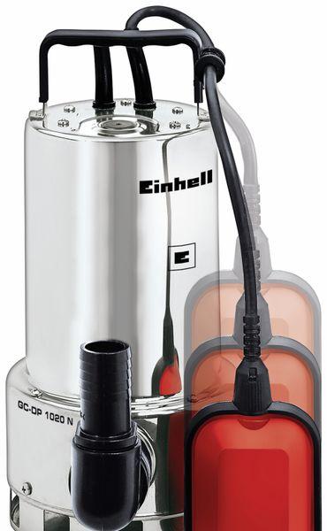 Schmutzwasserpumpe EINHELL GC-DP 1020 N - Produktbild 3