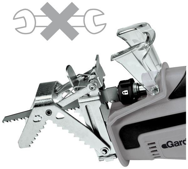 Akku-Astsäge GARDOL GAA-E 20 Li, Solo, Power X-Change kompatibel - Produktbild 5