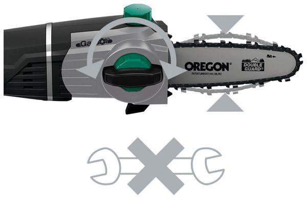 Hochentasteraufsatz GARDOL 25568909, Power X-Change kompatibel - Produktbild 4