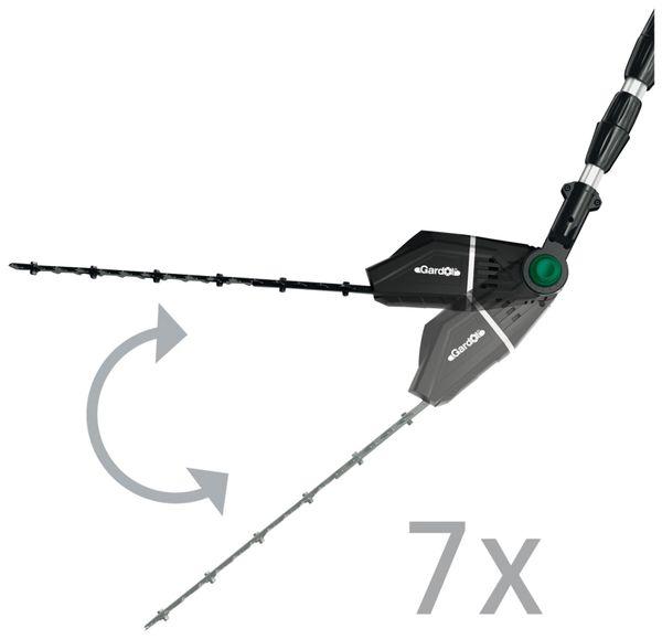 Heckenscherenaufsatz GARDOL 25561281, Power X-Change kompatibel - Produktbild 2