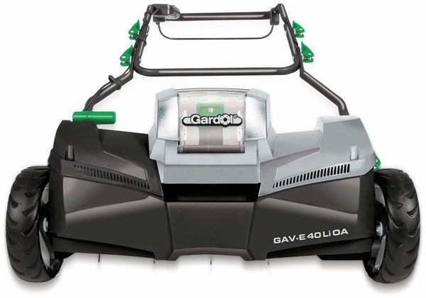 Akku-Vertikutierer GARDOL GAV-E 40 Li Solo, Power X-Change kompatibel - Produktbild 6