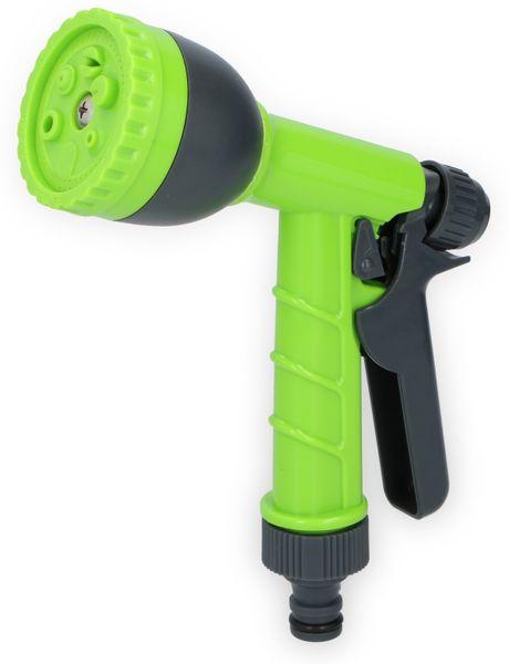 Spritzpistole KINZO zur Gartenbewässerung, 6-Funktionen