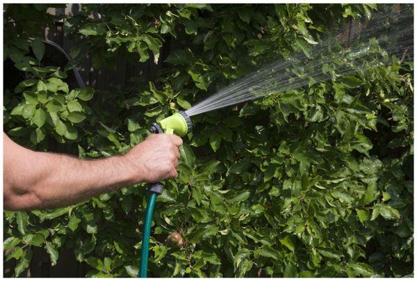 Spritzpistole KINZO zur Gartenbewässerung, 6-Funktionen - Produktbild 2