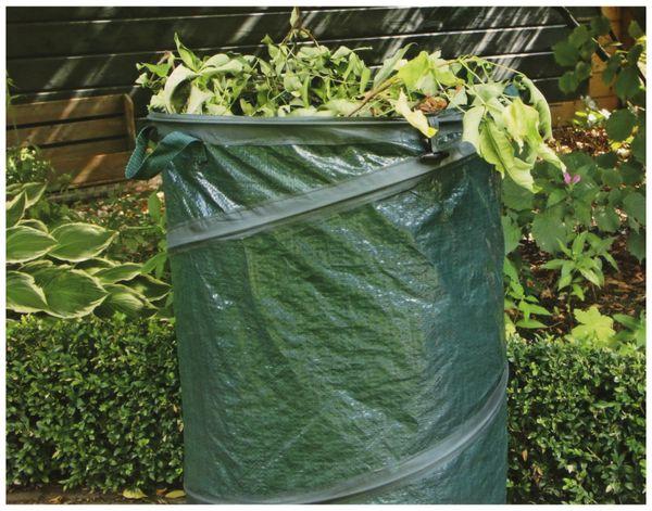 Garten-Abfallsack KINZO, grün, 120 Liter - Produktbild 3