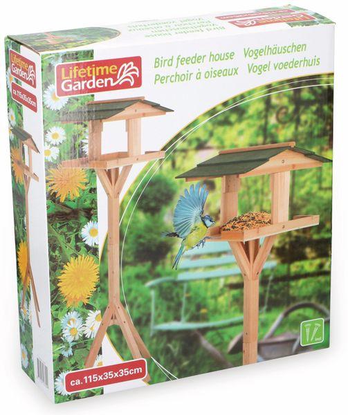 Vogelhaus LIFETIME GARDEN, 115x35x35 cm - Produktbild 2