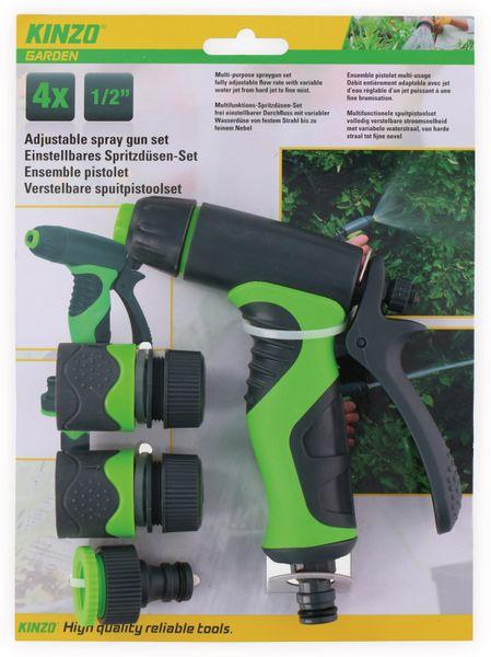 Gartensprüher-Set KINZO, 4-teilig - Produktbild 2