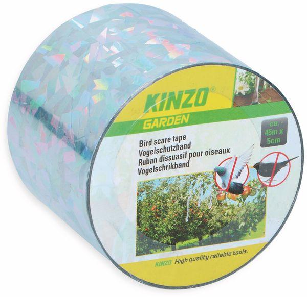 Vogelschutzband KINZO, 50 mm x 45 m - Produktbild 2