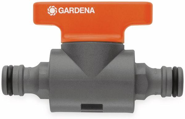 Schlauchkupplung GARDENA 2976-20, mit Regulierventil