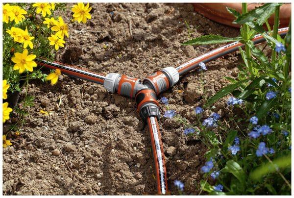 """Schnellkupplung Y-Verteiler GARDENA 18287-20, 13 mm (1/2""""), 15 mm (5/8"""") - Produktbild 5"""