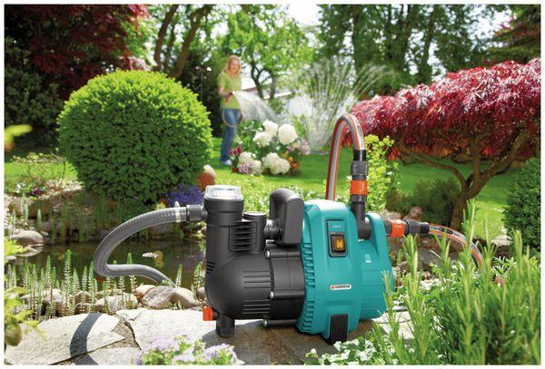 Gartenpumpe GARDENA Comfort 4000/5, 1100 W - Produktbild 7