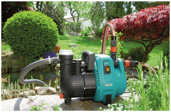 Gartenpumpe GARDENA Comfort 4000/5, 1100 W - Produktbild 8