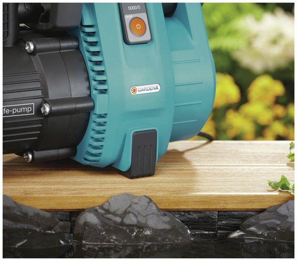 Gartenpumpe GARDENA Comfort 5000/5, 1300 W - Produktbild 9