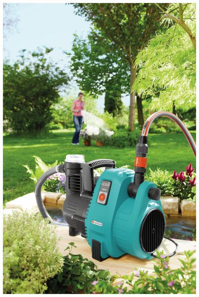 Gartenpumpe GARDENA Comfort 5000/5, 1300 W - Produktbild 10