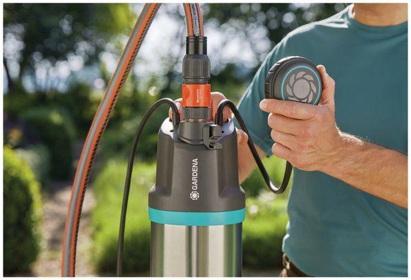 Tauch-Druckpumpe GARDENA 5900/4 inox, 900 W, edelstahl - Produktbild 3