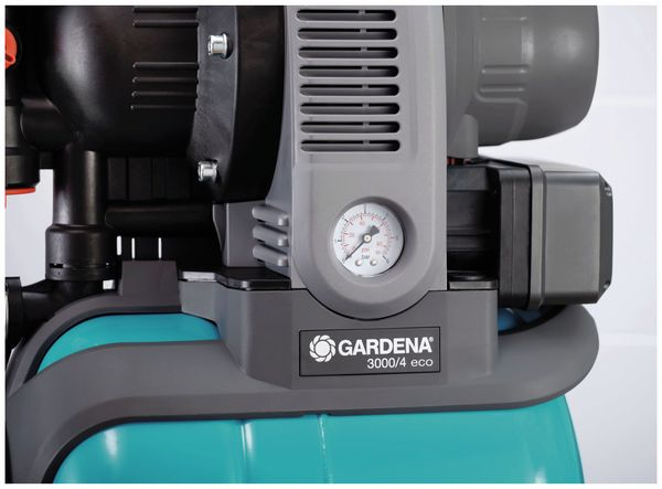 Hauswasserwerk GARDENA 3000/4 eco, 650 W - Produktbild 10