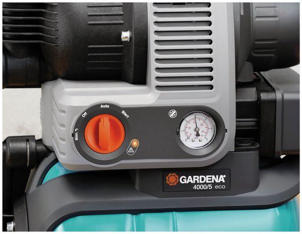 Hauswasserwerk GARDENA 4000/5 eco, 850 W - Produktbild 8
