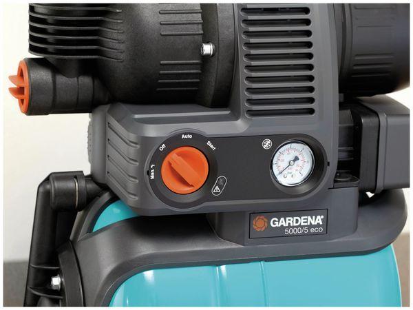 Hauswasserwerk GARDENA 5000/5 eco, 1100 W - Produktbild 9