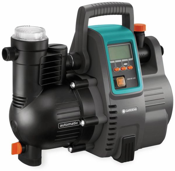 Hauswasserwerk GARDENA 5000/5 LCD, 1300 W