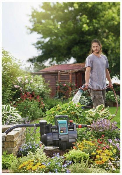 Hauswasserwerk GARDENA 5000/5 LCD, 1300 W - Produktbild 2