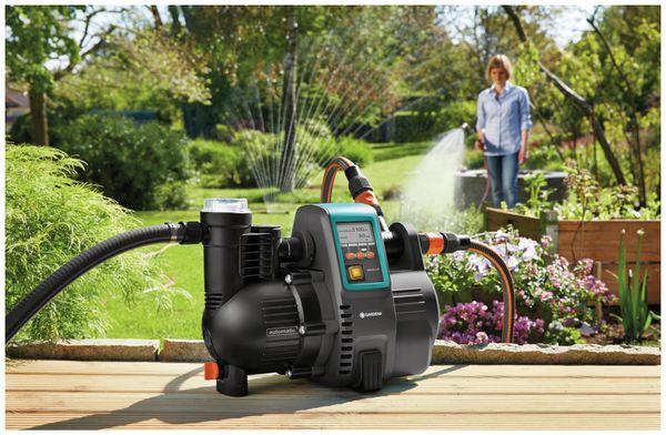 Hauswasserwerk GARDENA 5000/5 LCD, 1300 W - Produktbild 6