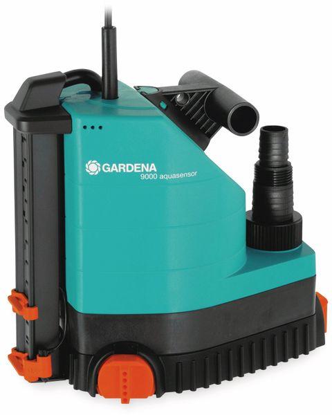 Tauchpumpe GARDENA 9000 aquasensor, 320 W