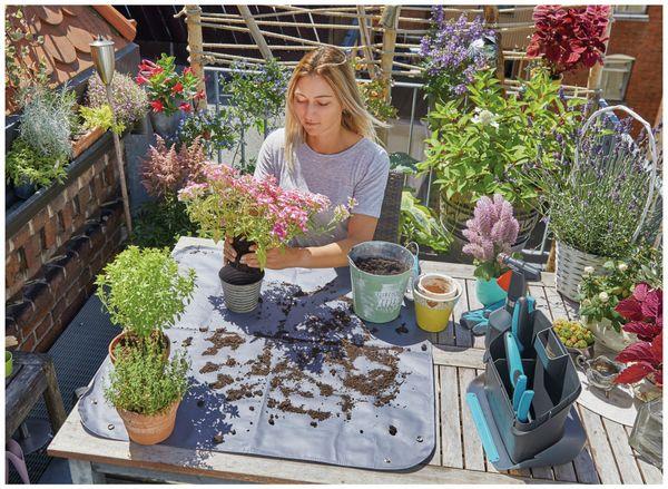Pflanzmatte city gardening GARDENA 00505-20, Größe S, 800x800 mm - Produktbild 7
