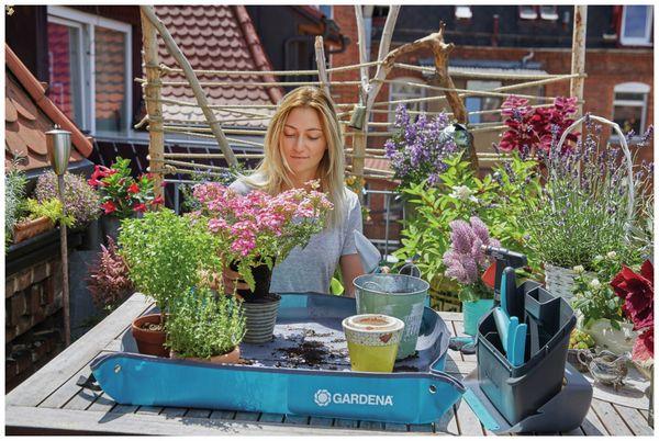 Pflanzmatte city gardening GARDENA 00505-20, Größe S, 800x800 mm - Produktbild 8