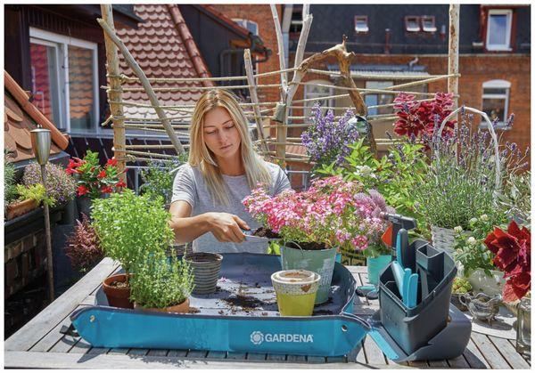Pflanzmatte city gardening GARDENA 00505-20, Größe S, 800x800 mm - Produktbild 9