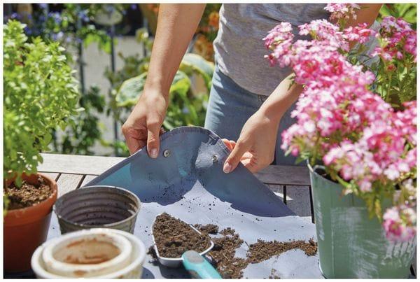 Pflanzmatte city gardening GARDENA 00505-20, Größe S, 800x800 mm - Produktbild 10