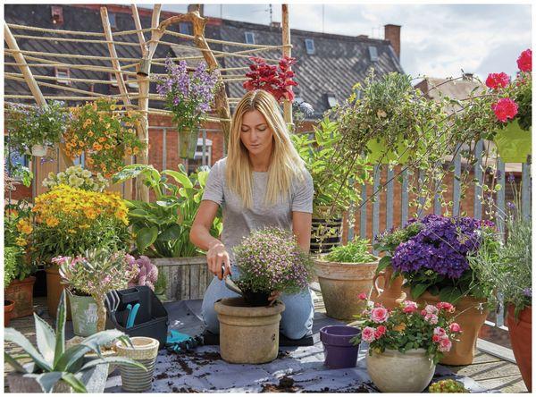 Pflanzmatte city gardening GARDENA 00507-20, Größe L, 1200x1800 mm - Produktbild 10