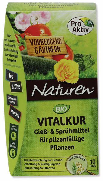 Vitalkur NATUREN, für pilzanfällige Pflanzen, 10 pads, 40g