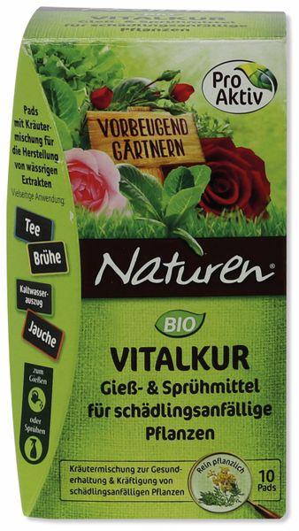 Vitalkur NATUREN, für schädlingsanfällige Pflanzen, 10 pads