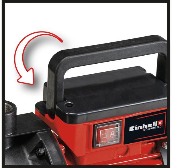 Gartenpumpe EINHELL GC-GP 6040 Eco, 600 W - Produktbild 2