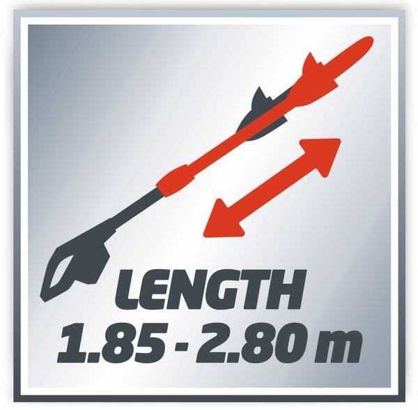 Hochentaster EINHELL GC-EC 750 T Kit, 750 W - Produktbild 11