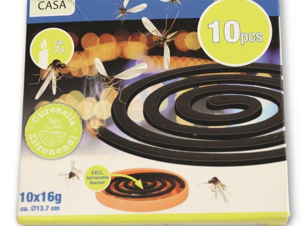 Anti-Mückenspirale, 5 Sets/10 Spulen - Produktbild 3