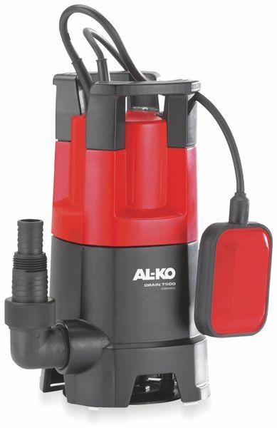 Schmutzwasserpumpe AL-KO DRAIN 7500 Classic, 450 W