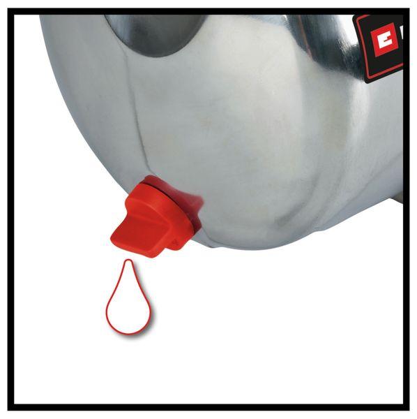 Gartenpumpe EINHELL GC-GP 1046 N Set - Produktbild 5