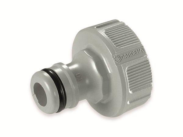 """Hahnstück GARDENA 18200-20, 16,7 mm (3/8"""") auf 21 mm (G 1/2"""")"""