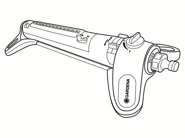 Viereckregner GARDENA AquaZoom S - Produktbild 10