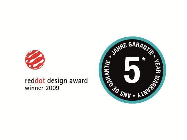 Sektorenregner GARDENA 8135-20 Premium, Kunststoffschlitten - Produktbild 6