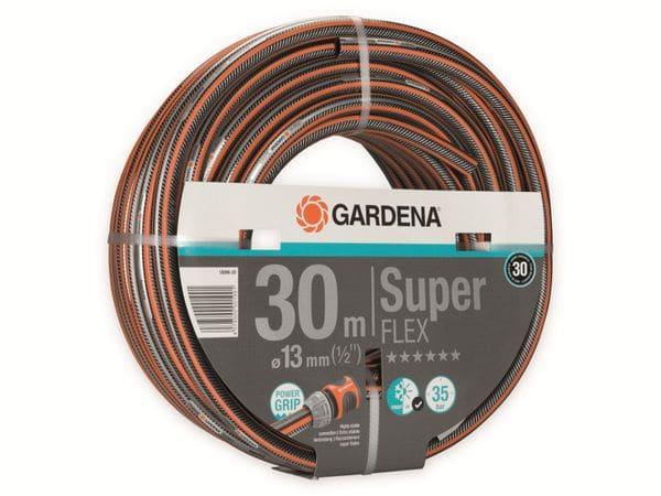 """Gartenschlauch GARDENA 18096-20 SuperFLEX, 30 m, 13 mm (1/2"""")"""
