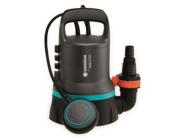 Tauchpumpe GARDENA 9030-20, Klarwasser, 300 W, 9.000 l/h - Produktbild 2