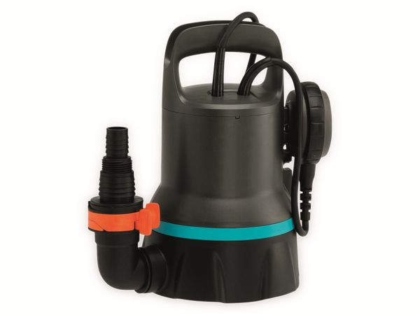 Tauchpumpe GARDENA 9030-20, Klarwasser, 300 W, 9.000 l/h - Produktbild 3